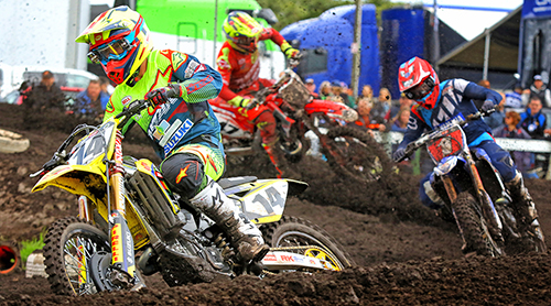 VIDEO: Wilson Coolair Motul Suzuki MX Nationals Round One