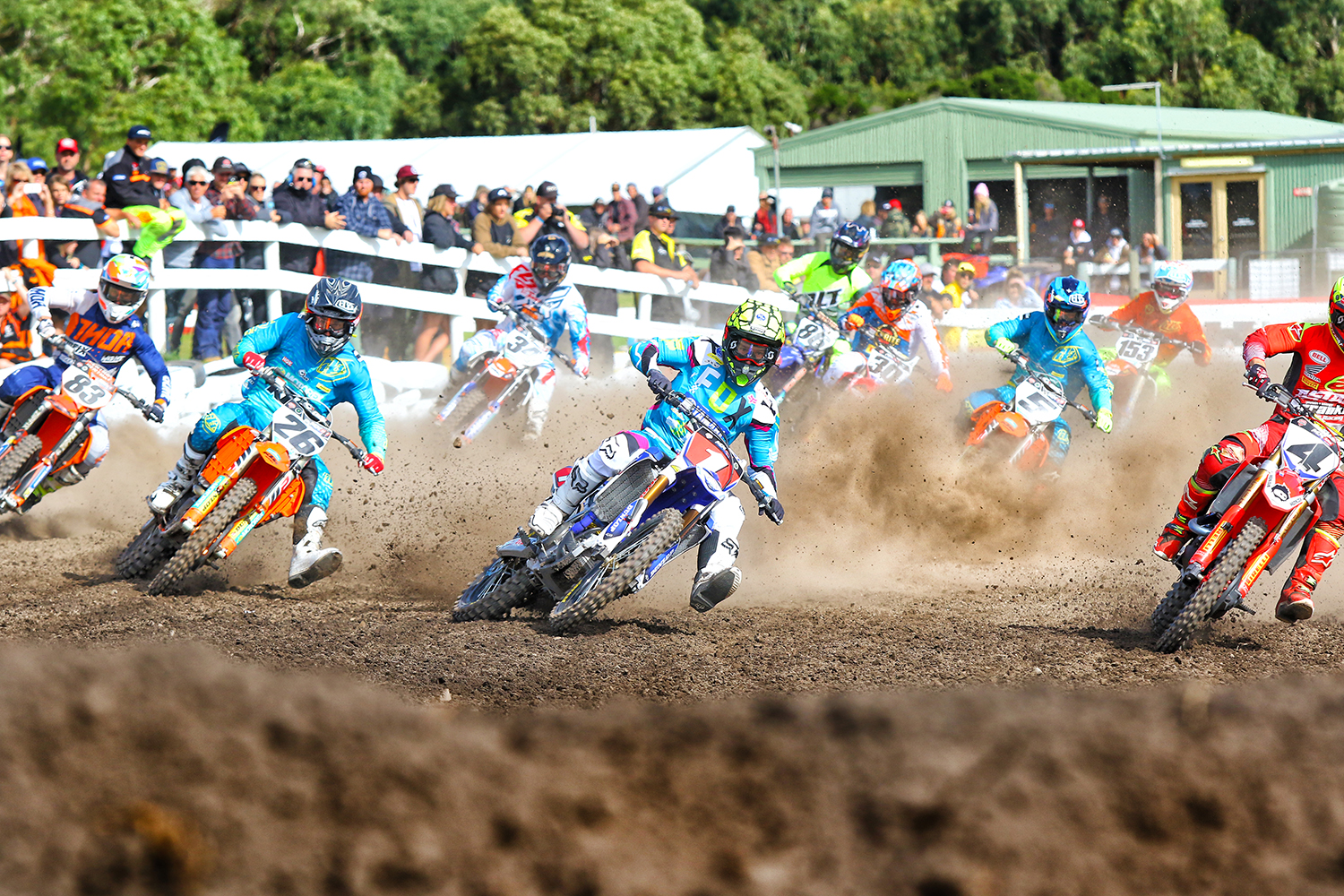 PHOTO GALLERY: MOTUL MX NATIONALS RD 1