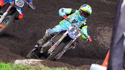 VIDEO: Yamaha bLU cRU - Wonthaggi MX Nationals