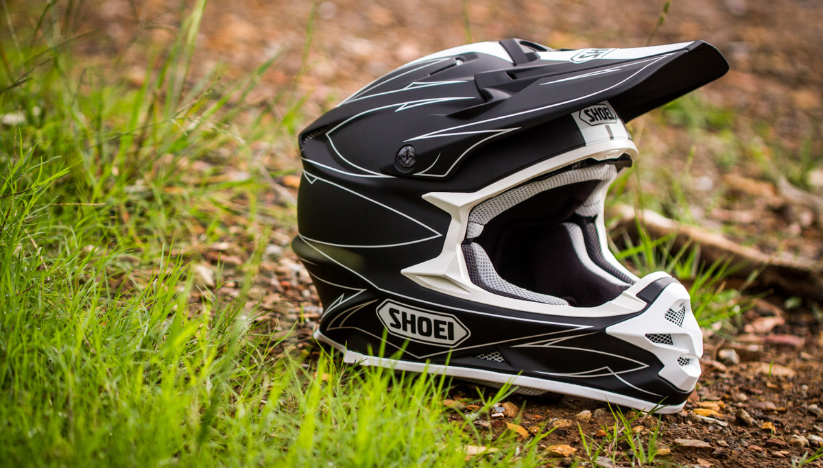 NEW PRODUCT: Shoei VFX-W Helmet