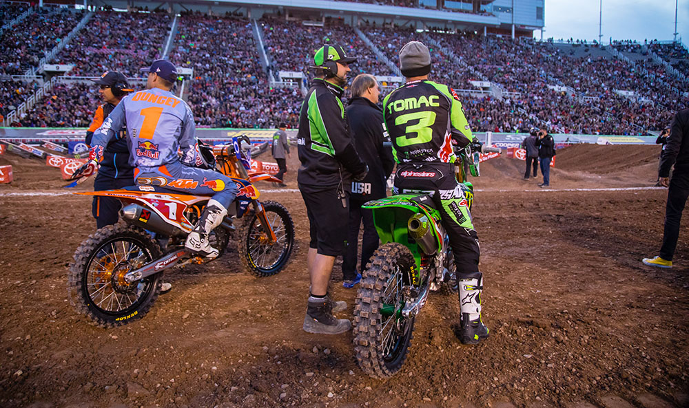 VIDEO: 450SX Highlights: Salt Lake City - Monster Energy Supercross