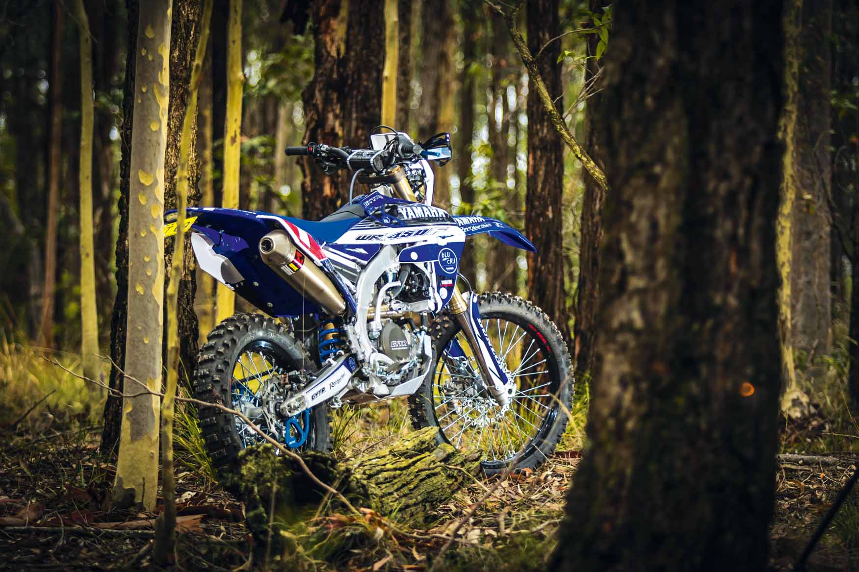 BIKE TEST: 2017 YAMAHA WR450F