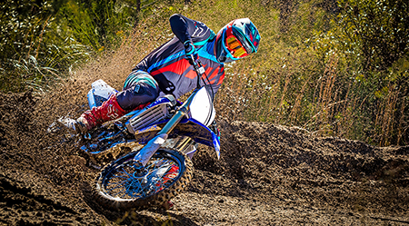 BIKE TEST: 2017 YAMAHA YZ250F