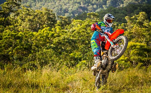 PHOTO GALLERY: Dirt Action Project KTM500EXC