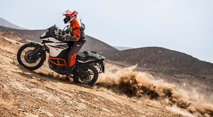 KTM Adventure Range Coming Fast