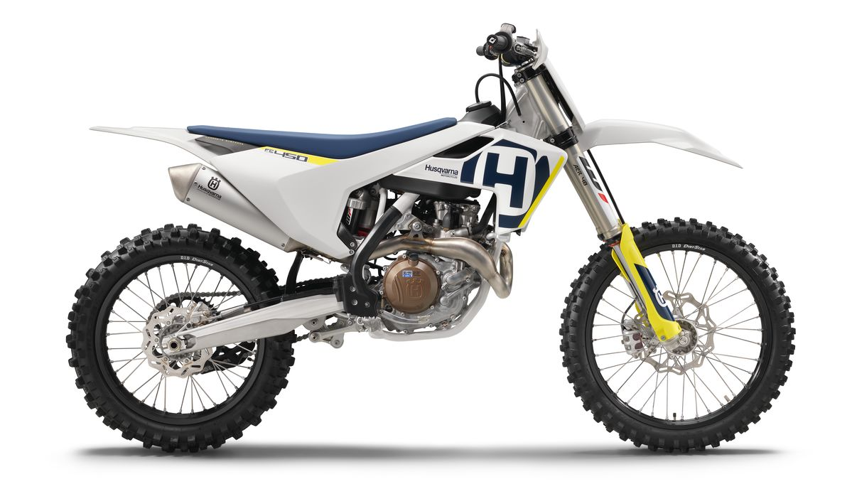 PHOTO GALLERY: 2018 Husqvarna Motocross Range