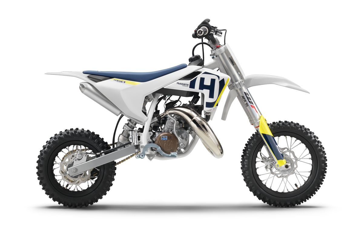PHOTO GALLERY: 2018 Husqvarna Mini Motocross Range