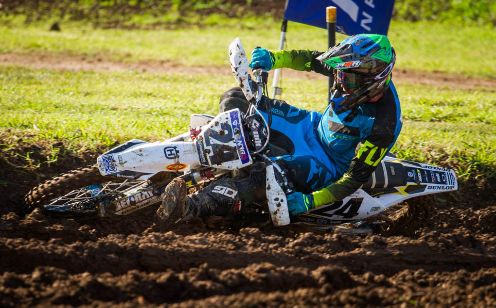HUSQVARNA CONFIRMS METCALFE SPLIT