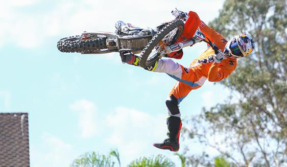 Freestyle Motocross icon Robbie Maddison to headline AUS-X Open FMX Best-Trick competition in November