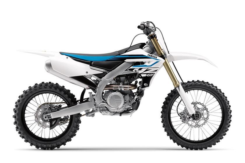 Yamaha Yz Dyno