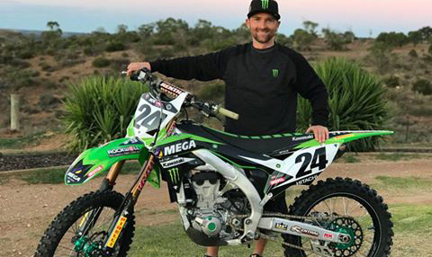 BRETT METCALFE JOINS MEGA BULK FUELS MONSTER ENERGY KAWASAKI RACING TEAM
