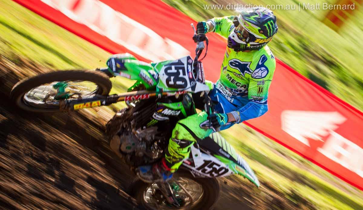Aleksandr Tonkov Departs MEGA Bulk Fuels Monster Energy Kawasaki Racing Team