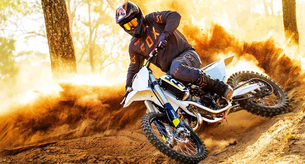 HOW TO: RIDE A TWO-STROKE