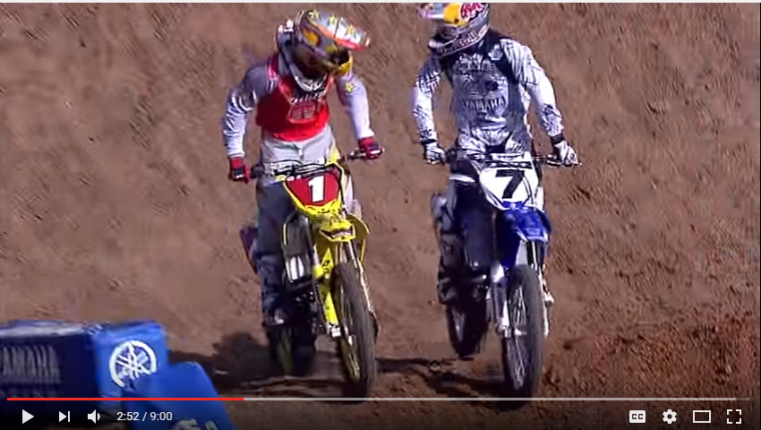 Video: James Stewart VS Chad Reed
