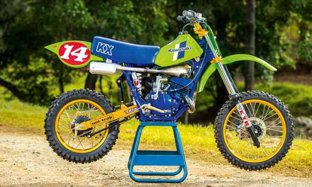 FEATURE: VINTAGE KX80
