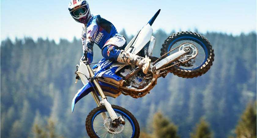 VIDEO: 2018 Yamaha YZ450F