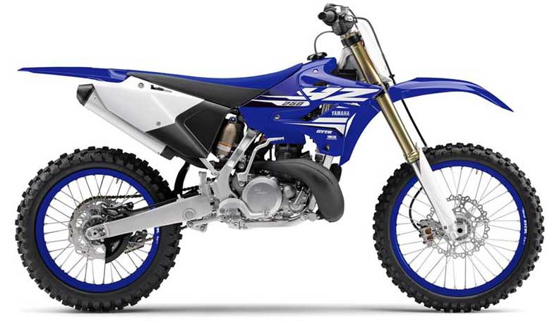 PHOTO GALLERY: 2018 Yamaha YZ two-strokes