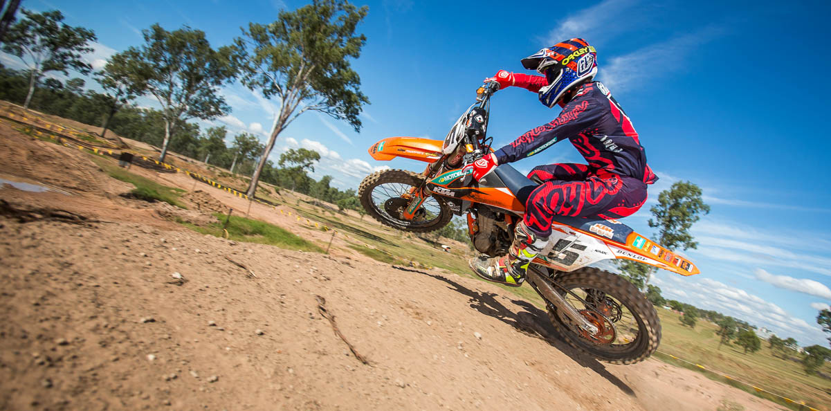 PHOTO GALLERY: KIRK GIBBS | KTM RACING TEAM