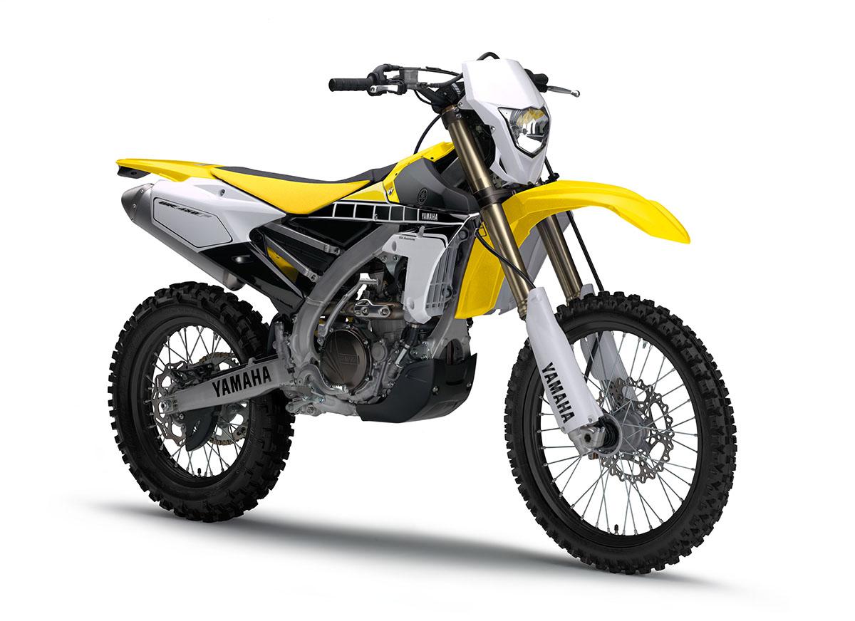 Yamaha's quarter litre bush weapon