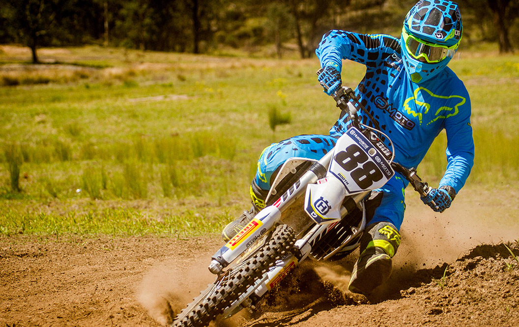 MOTOCROSS TIP: FIVE KEY POINTS TO CONQUER RUTS