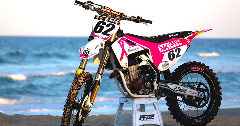 Coolum set to host a PINK grand finale of the Motul MX Nationals