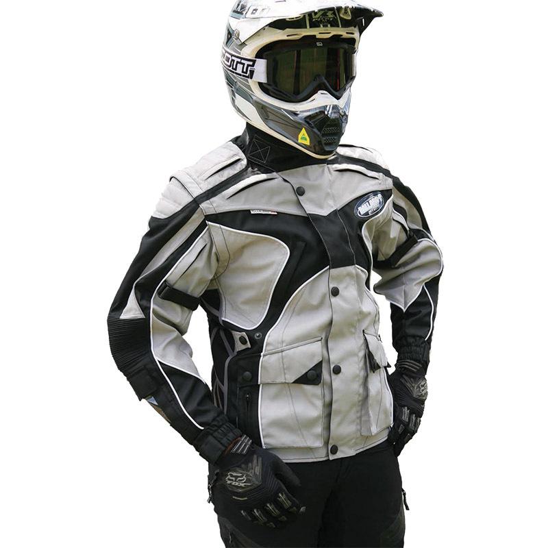 Ballards Grey ISDE Jacket