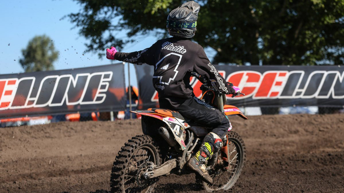 EGAN MASTIN WINS MX NATIONALS MX2 CHAMPIONSHIP