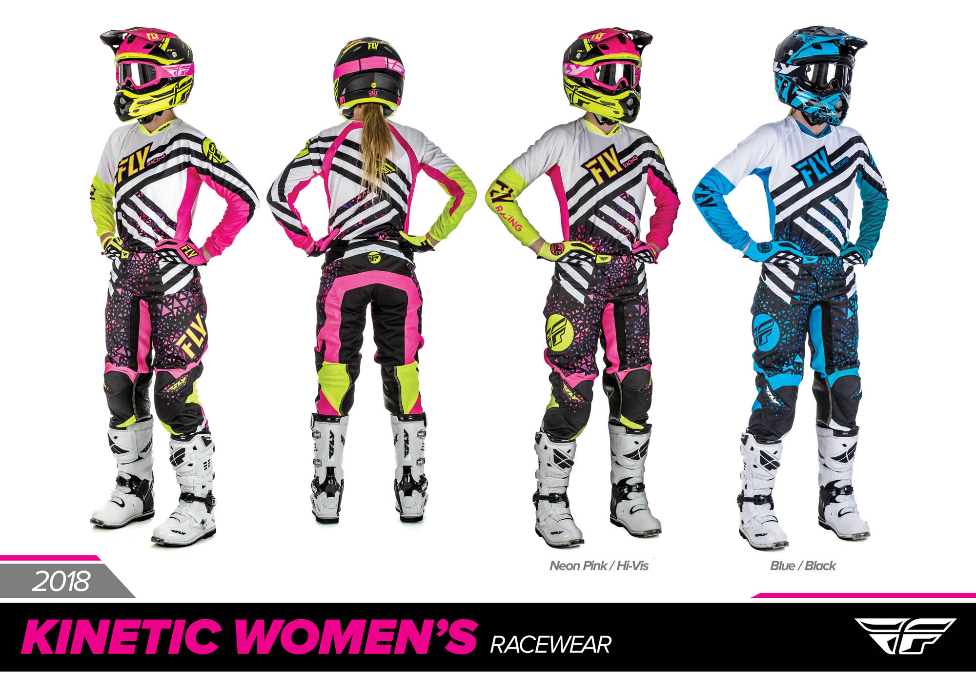 FLY Kinetic Women%27s_Colourways