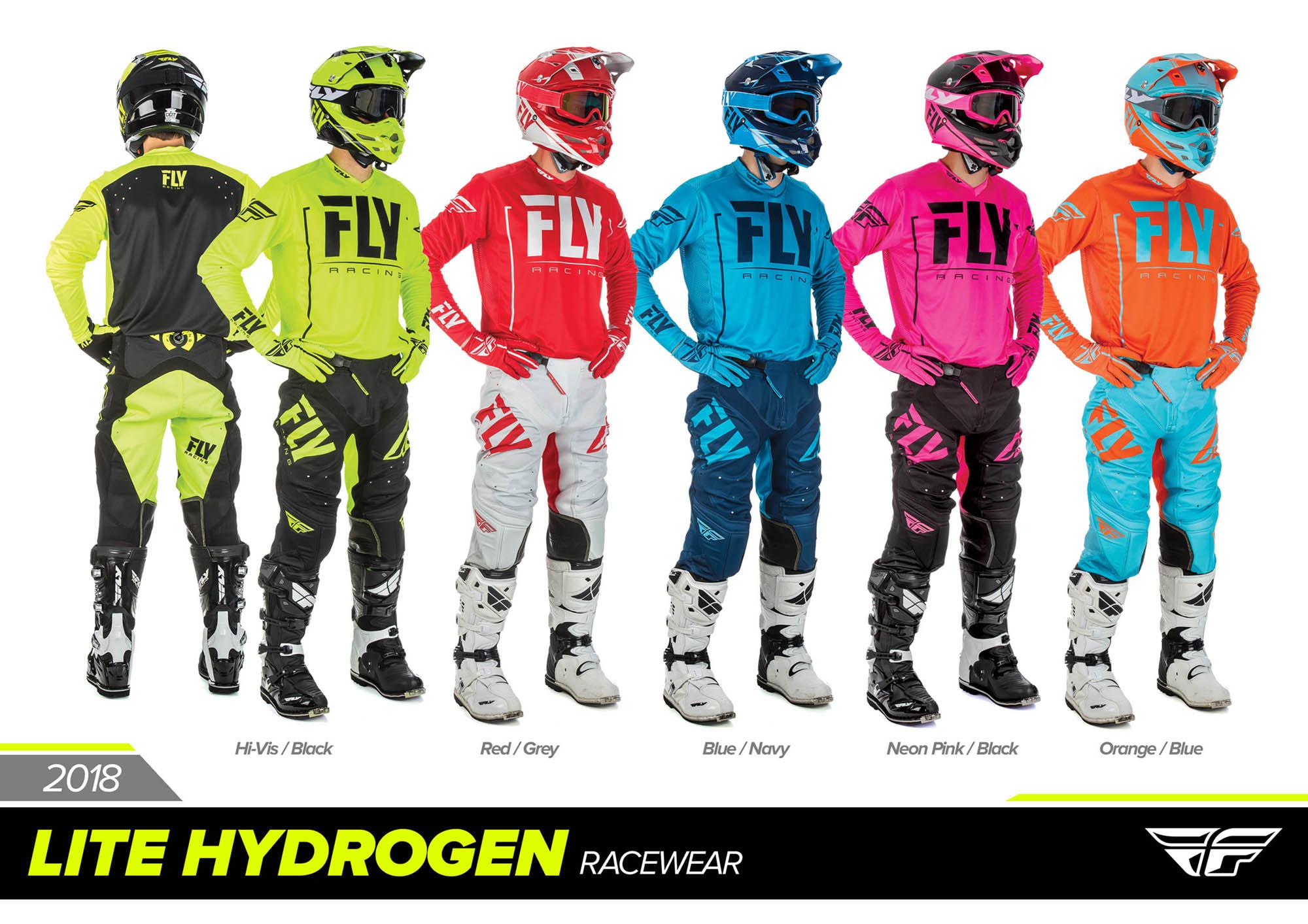 FLY Lite Hydrogen_Colourways