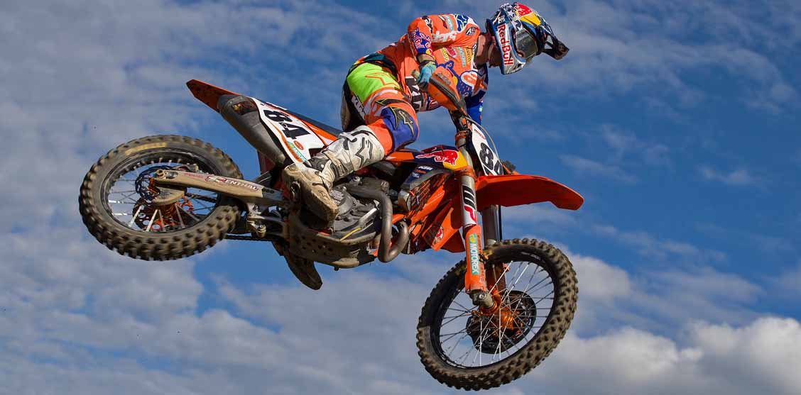 Jeffrey Herlings To Race Ama Mx At Ironman Dirt Action