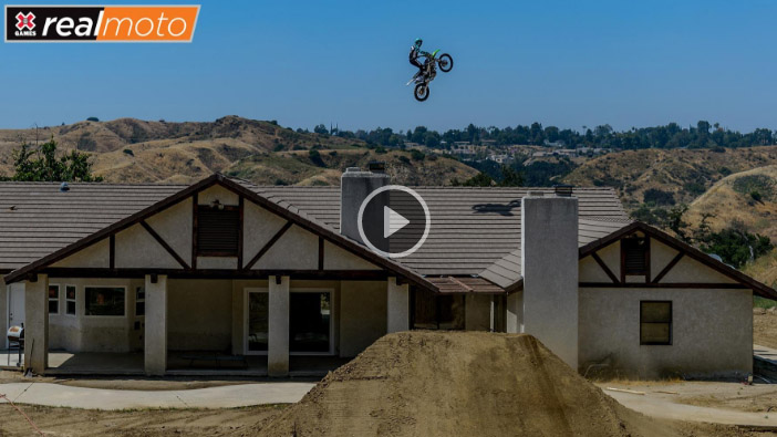 VIDEO: X GAMES REAL MOTO | 5 EPIC FREE RIDE VIDEOS
