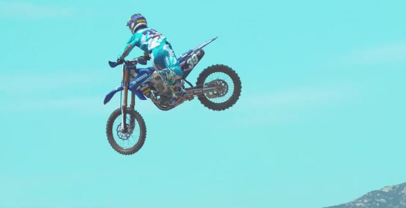 VIDEO: STAR YAMAHA FREE RIDING