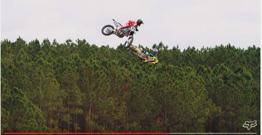 VIDEO: FOX MX 18 | DREAMLAND FT, RICKY CARMICHAEL AND CHAD REED