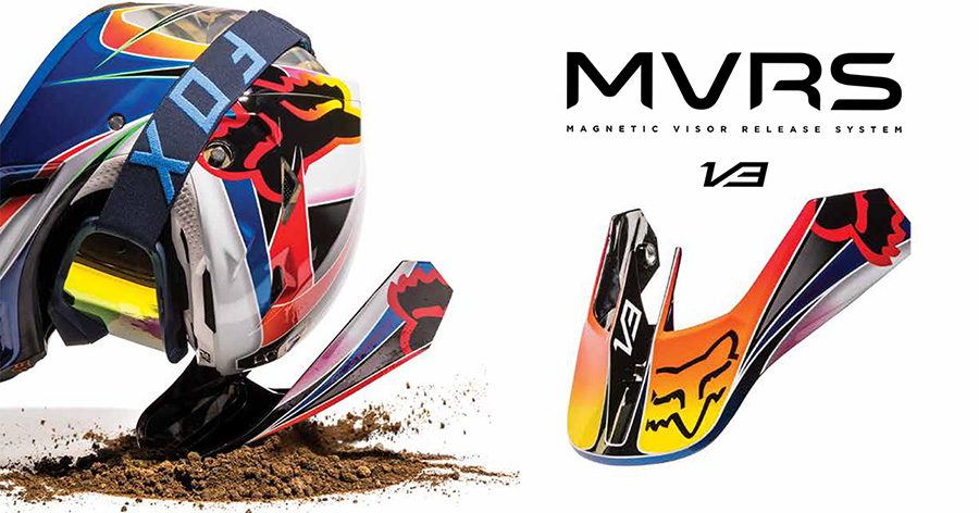 NEW PRODUCT: 2018 FOX V3 MVRS
