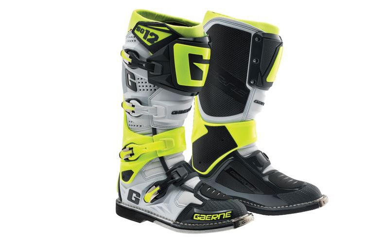 NEW PRODUCT: GAERNE SG-12 BOOTS