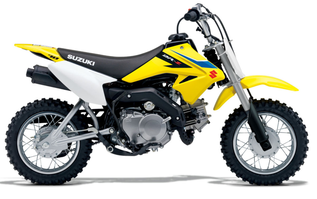 WIN A SUZUKI FUN BIKE!