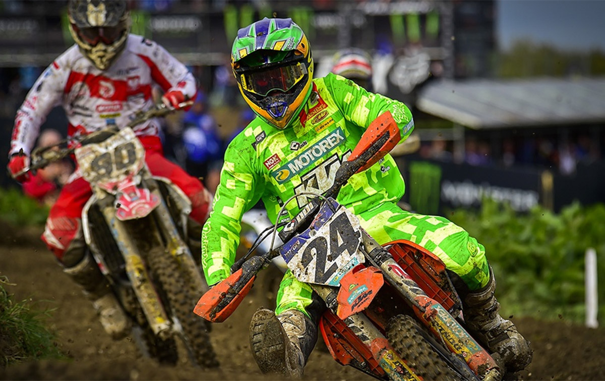 TEAM AUSTRALIA IMPRESS DURING MXON QUALIFYING