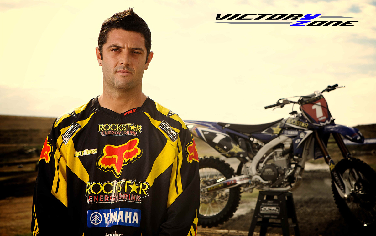 VICTORY ZONE: YZ HERO - JAY MARMONT