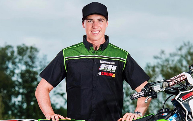 JED BEATON TO RACE MX2 WORLD CHAMPIONSHIP IN 2018